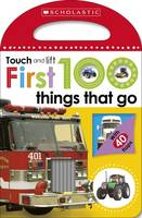 Make Believe Ideas - First 100 Touch and Lift: Things That Go (Scholastic Early Learners) - 9781407172460 - KTG0014904