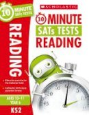 Clare, Giles - Reading - Year 6 (10 Minute SATS Tests) - 9781407176086 - V9781407176086