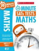 Handley, Tim - Maths - Year 2 (10 Minute SATS Tests) - 9781407176093 - V9781407176093