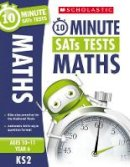 Handley, Tim - Maths - Year 6 (10 Minute SATS Tests) - 9781407176109 - V9781407176109