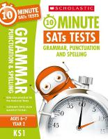Welsh, Shelley - Grammar, Punctuation and Spelling - Year 2 (10 Minute SATS Tests) - 9781407176116 - V9781407176116