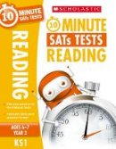 Raby, Charlotte - Reading - Year 2 (10 Minute SATS Tests) - 9781407176123 - V9781407176123