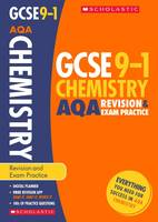Mike Wooster, Darren Grover - Chemistry Revision and Exam Practice Book for AQA - 9781407176802 - V9781407176802
