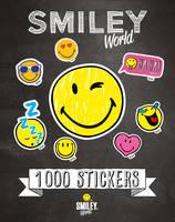 SMILEYWORLD,, Scholastic, - 1000 Stickers - 9781407178073 - V9781407178073