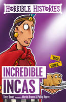 Deary, Terry - Incredible Incas (Horrible Histories) - 9781407178660 - V9781407178660