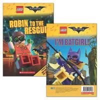 West, Tracey - The LEGO Batman Movie: Robin to the Rescue / I'm B    atgirl! - 9781407181196 - V9781407181196