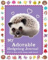 Scholastic - My Adorable Hedgehog Journal - 9781407181219 - V9781407181219