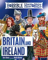 Deary, Terry - Horrible History of Britain and Ireland (Horrible Histories) - 9781407181240 - V9781407181240