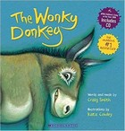Craig Smith, Katz Cowley (artist) - The Wonky Donkey - 9781407195414 - V9781407195414