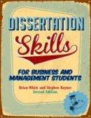 White, Brian - Dissertation Skills - 9781408081778 - V9781408081778
