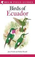 Restall, Robin, Freile, Juan - Birds of Ecuador (Helm Field Guides) - 9781408105337 - V9781408105337