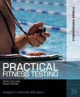 Coulson, Morc - Practical Fitness Testing (Fitness Professionals) - 9781408110225 - V9781408110225