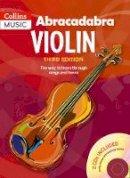 Davey, Peter - Abracadabra Violin (Abracadabra Strings) - 9781408114612 - V9781408114612