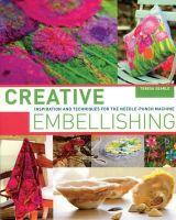 Searle, Teresa - Creative Embellishing - 9781408115527 - V9781408115527