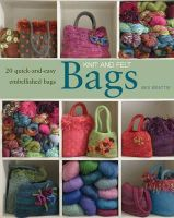 BEV BEATTIE - Knit 'N' Felt Bags: 20 Quick-and-Easy Embellished Bags - 9781408115534 - V9781408115534