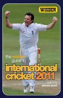 Lynch, Steven - Wisden Guide To International Cricket 2011 - 9781408129166 - KSG0006056
