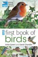 Anita Ganeri - Rspb First Book of Birds - 9781408137185 - V9781408137185