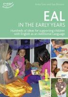 Soni, Anita; Bristow, Sue - EAL in the Early Years - 9781408159873 - V9781408159873