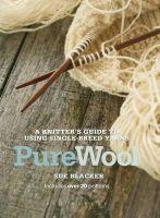 Sue Blacker - Pure Wool - 9781408171806 - V9781408171806