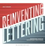 Emily Gregory - Reinventing Lettering - 9781408173848 - V9781408173848