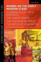 Emma Smith - Women on the Early Modern Stage - 9781408182314 - V9781408182314