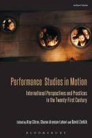 - - Performance Studies in Motion - 9781408184073 - V9781408184073