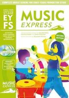 Scott, Patricia, Nicholls, Sue, Hickman, Sally - Music Express Early Years Foundation Stage: Complete Music Scheme for Early Years Foundation Stage - 9781408187074 - V9781408187074