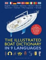 Adlard Coles - The Illustrated Boat Dictionary in 9 Languages - 9781408187852 - V9781408187852