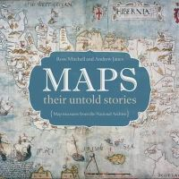 Rose Mitchell and Andrew Janes - MAPS A VISUAL HISTORY - 9781408189672 - KEX0303758