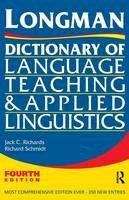 Richards, Jack, Schmidt, Richard W. - Longman Dictionary of Language Teaching and Applied Linguistics (4th Edition) - 9781408204603 - V9781408204603