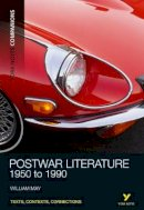 May, William - York Notes Companions: Postwar Literature: 1950 to 1990 - 9781408204740 - V9781408204740