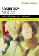 Harris, Steve - Revision Express Sociology - 9781408206676 - V9781408206676