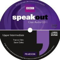 Mr Steve Oakes - Speakout Upper Intermediate Class CD (x3) - 9781408216965 - V9781408216965