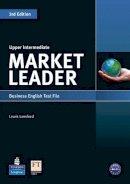 Lansford, Lewis - Market Leader 3rd Edition Upper Intermediate Test File - 9781408219997 - V9781408219997