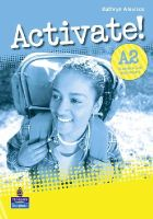 Alevizos, Kathryn - Activate! A2 Grammar and Vocabulary Book - 9781408224212 - V9781408224212