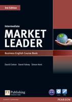 Cotton, David - Market Leader Intermediate Coursebook and DVD-Rom Pack - 9781408236956 - V9781408236956