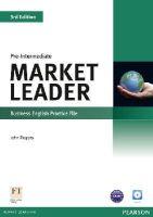 Rogers, John; Cotton, David; Falvey, David; Kent, Simon - Market Leader Pre-intermediate Practice File & Practice File CD Pack - 9781408237083 - V9781408237083