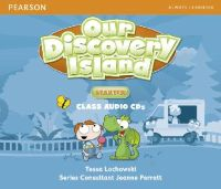 Lochowski, Tessa - Our Discovery Island Starter Audio CD - 9781408238356 - V9781408238356
