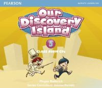 Roderick, Megan - Our Discovery Island Level 5 Audio CD - 9781408238905 - V9781408238905