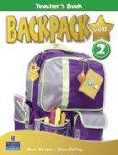 Pinkley, Diane; Herrera, Mario - Backpack Gold 2 Teacher's Book - 9781408243213 - V9781408243213