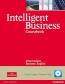 Trappe, Tonya; Tullis, Graham - Intelligent Business Intermediate Coursebook/CD Pack - 9781408255995 - V9781408255995