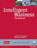 Trappe, Tonya; Tullis, Graham - Intelligent Business Upper Intermediate Coursebook/CD Pack - 9781408256015 - V9781408256015