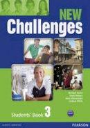 Harris, Michael; Sikorzynska, Anna; White, Lindsay - New Challenges 3 Students' Book - 9781408258385 - V9781408258385