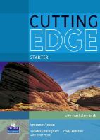 Frances Eales - Cutting Edge Starter Students' Book V2 - 9781408262283 - V9781408262283