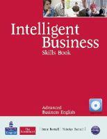 Barrall, Irene; Barrall, Nik - Intelligent Business Advanced Skills Book/CD-ROM Pack - 9781408267950 - V9781408267950