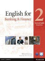 Rosenberg, Marjorie - English for Banking & Finance Level 2 Coursebook and CD-ROM Pack - 9781408269893 - V9781408269893