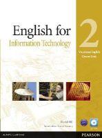 Olejniczak, Maja - English for Information Technology. Level 2 (Vocational English) - 9781408269909 - V9781408269909