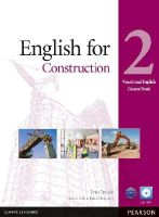 Frendo, Evan - English for Construction Level 2 Coursebook and CD-ROM Pack (Vocational English) - 9781408269923 - V9781408269923