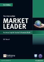 Mascull, Bill, Lansford, Lewis, Cotton, David, Falvey, David, Kent, Simon - Market Leader Pre-intermediate Teacher's Resource Book/test Master CD-ROM Pack - 9781408279229 - V9781408279229