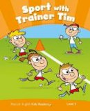 Iturain, Maria Luisa - Penguin Kids 3 Sport with Trainer Tim Reader CLIL (Penguin Kids (Graded Readers)) (French Edition) - 9781408288313 - V9781408288313